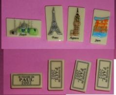 FEVES PAUL -  LE MONDE DE PAUL AFF2002p5 TURQUIE FRANCE ANGLETERRE JAPON - Countries