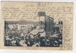 CPA FLORENVILLE 1905 Fête Du 75 Ans De L'indépenance Belge - Florenville
