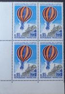 R1615/998 - 1971 - POSTE AERIENNE - BALLON MONTE - BLOC N°45 TIMBRES NEUFS** CdF - 1960-.... Ungebraucht