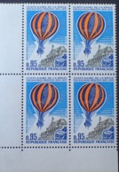 R1615/998 - 1971 - POSTE AERIENNE - BALLON MONTE - BLOC N°45 TIMBRES NEUFS** CdF - Poste Aérienne