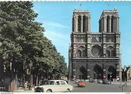 75-PARIS NOTRE DAME-N°3741-B/0387 - Notre Dame De Paris