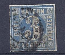 190032053  ALEMANIA  BAVIERA  YVERT   Nº   2 - Bavaria