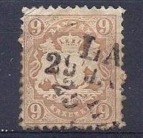 190032054  ALEMANIA  BAVIERA  YVERT   Nº   20 - Bavaria