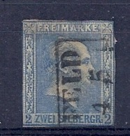 190032055  ALEMANIA  PRUSSIA  YVERT   Nº   7 - Prusse