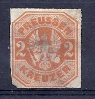 190032056  ALEMANIA  PRUSSIA  YVERT   Nº   24  */MH - Prusse