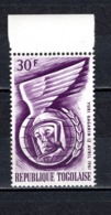 TOGO N° 353   NEUF SANS CHARNIERE COTE  1.00€  ESPACE - Togo (1960-...)