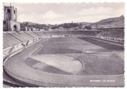 Postcard Stadium Bologna Italia Stadion Stadio - Estadio - Stade - Sports - Football - Soccer - Fussball