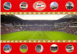 Postcard Stadium Eindhoven Holland PSV Stadion Stadio - Estadio - Stade - Sports - Football - Soccer - Fussball