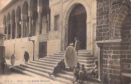 Afrique > Tunisie  TUNIS La Grande Mosquée (Religion)* PRIX FIXE - Tunisia