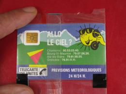 Télécarte F 26 Allo Le Ciel? 120 Unités, 16 000 Ex.  Puce SO2, Neuve Sous Blister - Frankrijk