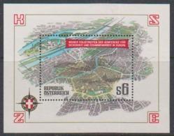 Austria 1986 KSZE M/s ** Mnh (44725) - Europese Gedachte