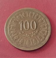 100 Dinar TUNISIE 1960    N°235 - Tunisie