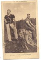 LE JURA PITTORESQUE . 517. LES ARMAILLIS ( Bergers Des Montagnes ) CARTE NON ECRITE - JU Jura
