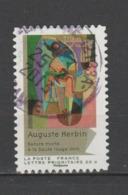 """FRANCE / 2012 / Y&T N° AA 706 : """"Cubisme"""" (Auguste Herbin) - Oblitération Du 25/02/2013. SUPERBE ! - Frankreich"""