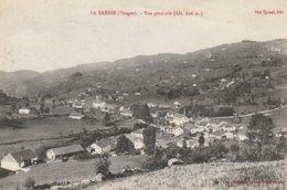 CPA 88 (Vosges)   LA BRESSE / VUE GENERALE - France