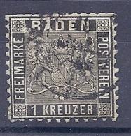 190032063  ALEMANIA  BADEN  YVERT   Nº   9 - Baden
