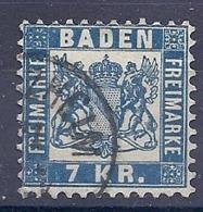 190032064  ALEMANIA  BADEN  YVERT   Nº   25 - Baden