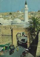 TRIPOLI -  CITTà VECCHIA - F/G COLORE -   VIAGGIATA (210819) - Libyen