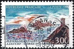 France 1996 - Mi 3158 - YT 3019 ( Bloodthirsty Islands - Corsica ) - France