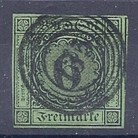 190032065  ALEMANIA  BADEN  YVERT   Nº   3 - Baden