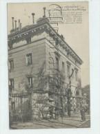 Paris 14ème Arrondssement (75) : La Barrière D'Enfer Place Denfert-Rochereau En 1920 (animé) PF. - Distretto: 14