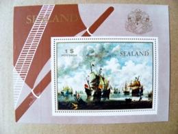 M/s Art Painting Ships Sealand - Arts