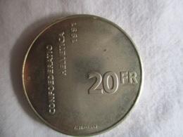 20 Francs 1991 - 700ène Anniversaire De La Suisse - Suisse