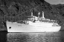 Photo Ancienne Paquebot ANCERVILLE - Bateau / Ship / Schiff - Schiffe