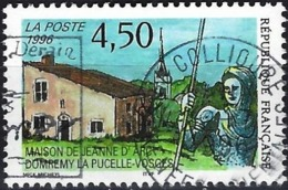 France 1996 - Mi 3150 - YT 3002 ( House Of Jeanne D'Arc ) - France