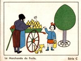 Chromo Editions Educatives Série C : La Marchande De Fruits - Vieux Papiers