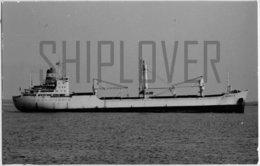 Photo Cargo Français NORBELLA - Photo A Duncan - Bateau / Ship / Schiff - Boats