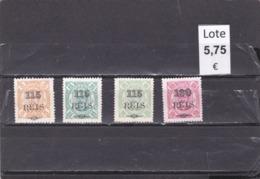 Mozambique Zambezia  -  Lote  4  Sellos Diferentes  - 9/4591 - Zambezia