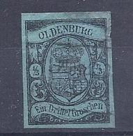 190032066  ALEMANIA  OLDENBOURG  YVERT   Nº   5  (CAT. VALUE. 4500 €)  (Faux) - Oldenbourg