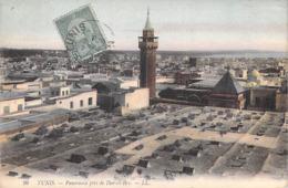 Afrique > Tunisie  TUNIS Panorama Pris De Dar El Bey   (- Edition  LL 26)   * PRIX FIXE - Tunisia