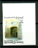 MOROCCO MAROC MAROKKO ARCHITECTURE PORTE AL BAHR D'ASILAH 2010 NON DENTELÉ - Maroc (1956-...)