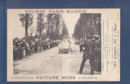 75015 ETABLISSEMENT MORS COURSE PARIS MADRID - Arrondissement: 15