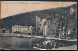 °°° 14389 - GOLFO DELLA SPEZIA - PORTOVENERE - LA BANCHINA (SP) 1928 °°° - Italy
