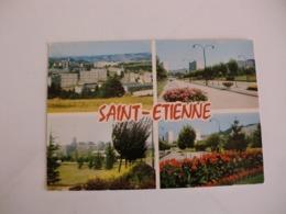 Postcard Postal France Loire Saint Etienne - Saint Etienne