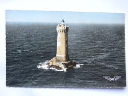 CPSM (29) Finistère - PORSPODER - Phare Du Four - France