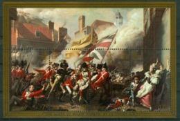 BM Jersey 1981 MiNr Block 2 (238-241) MNH | Bicentenary Of Battle Of Jersey. Details Of J. S. Copley's Painting - Jersey