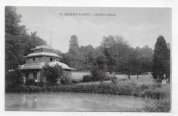 DESERT DE RETZ - N° 17 - PAVILLON CHINOIS - CPA NON VOYAGEE - Chambourcy