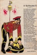 A GUILLAUME  II  Par  André  BURGUN - Guerre 1914-18