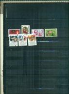 AUSTRALIA NOEL69-76- 81 7 VAL NEUFS A PARTIR DE 0.75 EUROS - 1966-79 Elizabeth II