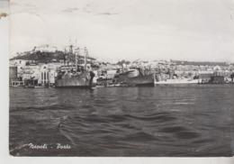 NAPOLI PORTO NAVI DA GUERRA  1956 - Napoli (Naples)