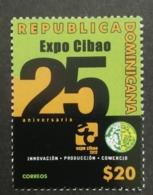 Domnicana High Value Mnh Stamp - Dominicaine (République)