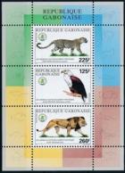 GABON 2000 FAUNA WILD ANIMALS - Non Classificati