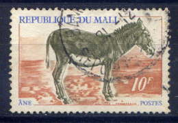 MALI - 126° - ÂNE - Mali (1959-...)