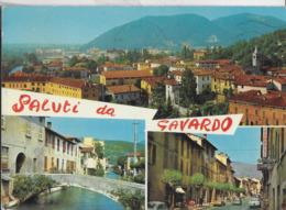 SALUTI DA GAVARDO - VEDUTE - VIAGGIATA 1973 - Saluti Da.../ Gruss Aus...