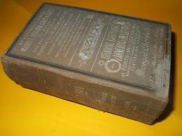 Annuaire Azur Horlogerie Bijouterie  1924 - Livres, BD, Revues