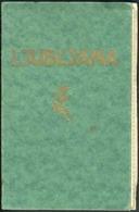 SLOVENIA Vintage Booklet 15 Postcards LJUBLJANA LAIBACH Beautiful Views - Slovenië